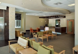 Ghidorzi 1102 South Park Street Madison University Wisconsin Department Family Medicine Wingra Access Lobby