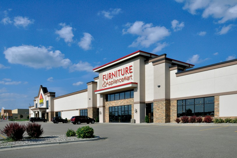 Ghidorzi Wisconsin Retail Construction Furniture