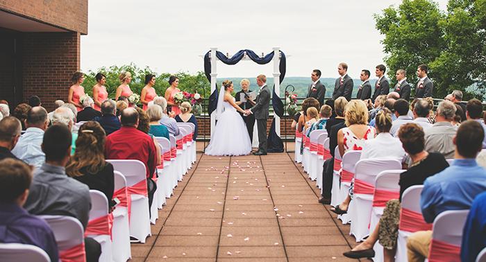 Westwood Patio Room Weddings