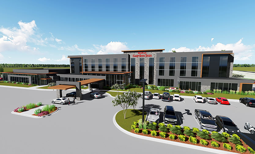 Ghidorzi Hotel Group to Expand Leadership in Preparation for Hilton Garden Inn Opening
