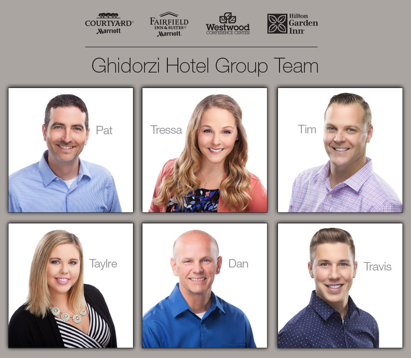 Ghidorzi Hotel Group Team