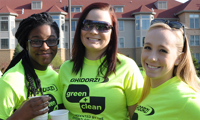 Clean Up Greater Wausau this Earth Day at the Ghidorzi Green & Clean on April 22