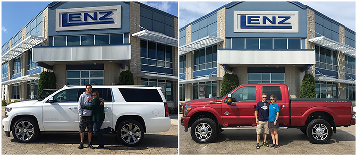 lenz truck center expands reach with new dealership in minocqua. Black Bedroom Furniture Sets. Home Design Ideas