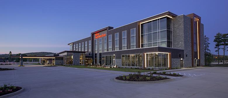 Hilton Garden Inn Wausau Exterior