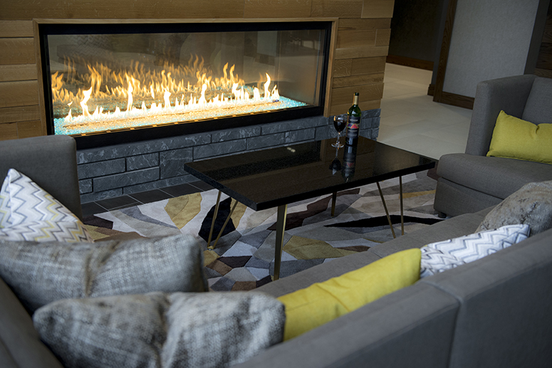 Hilton Garden Inn Fireplace Soft Seating