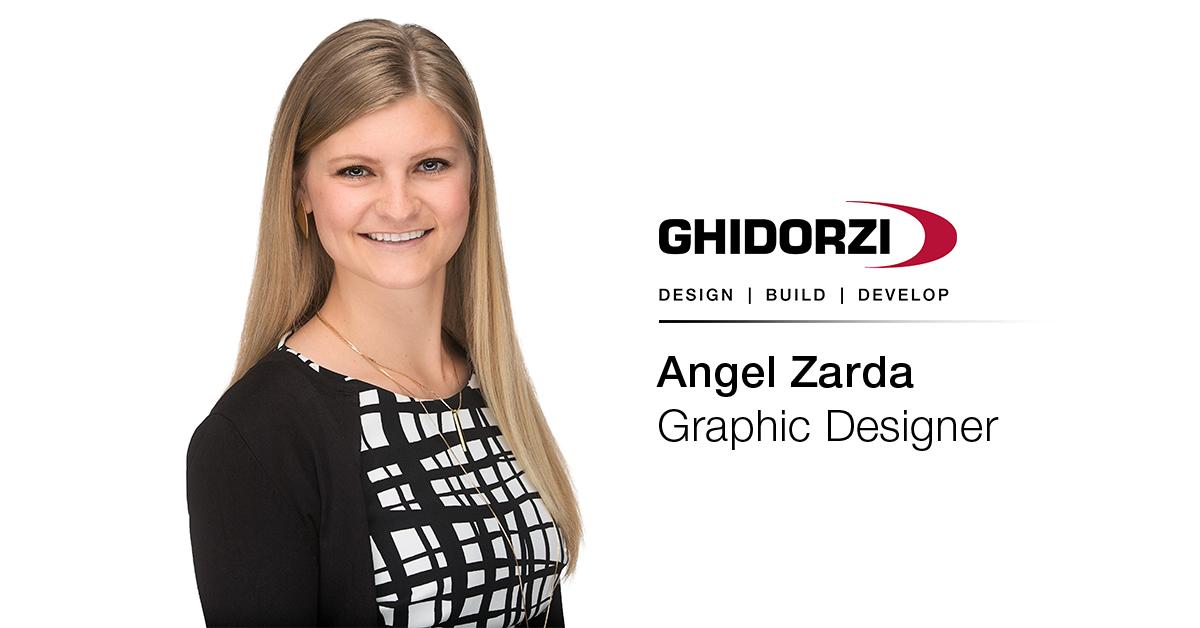 Angel Zarda Joins the Ghidorzi Team as Graphic Designer