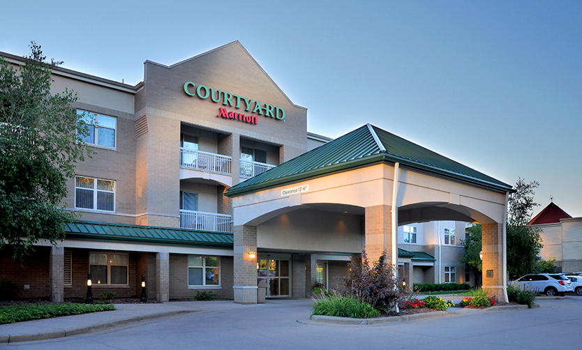 Wausau Courtyard Nominated by Marriot for Americas Hotel of the Year   Fairfield Inn & Suites Ranks in Top 5% of Brand Network for Guest Satisfaction