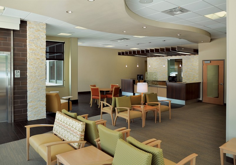 Wisconsin Commercial Builder Medical Facility