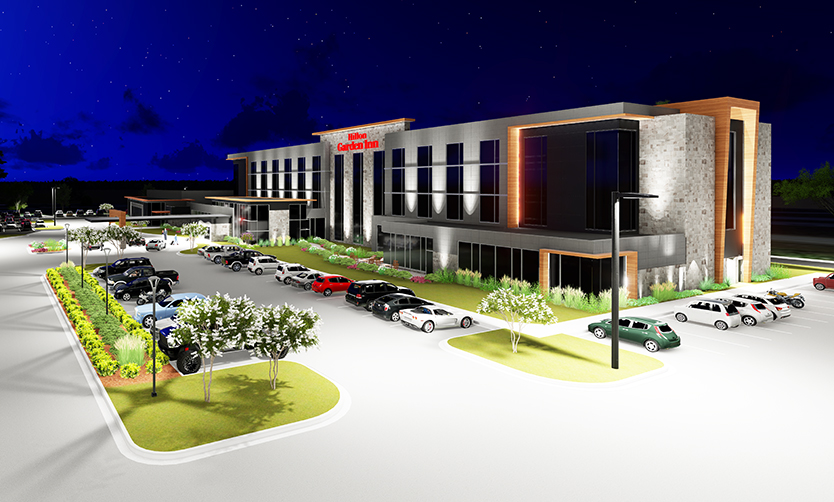 Ghidorzi Moves Forward with Hilton Garden Inn Wausau with Approval from Town of Rib Mountain