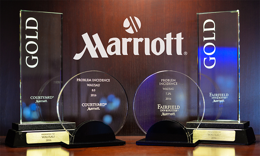 Ghidorzi Hotel Group Properties Rank Among the Top Marriott Hotels Nationwide in Guest Satisfaction and Lowest Problem Incidence