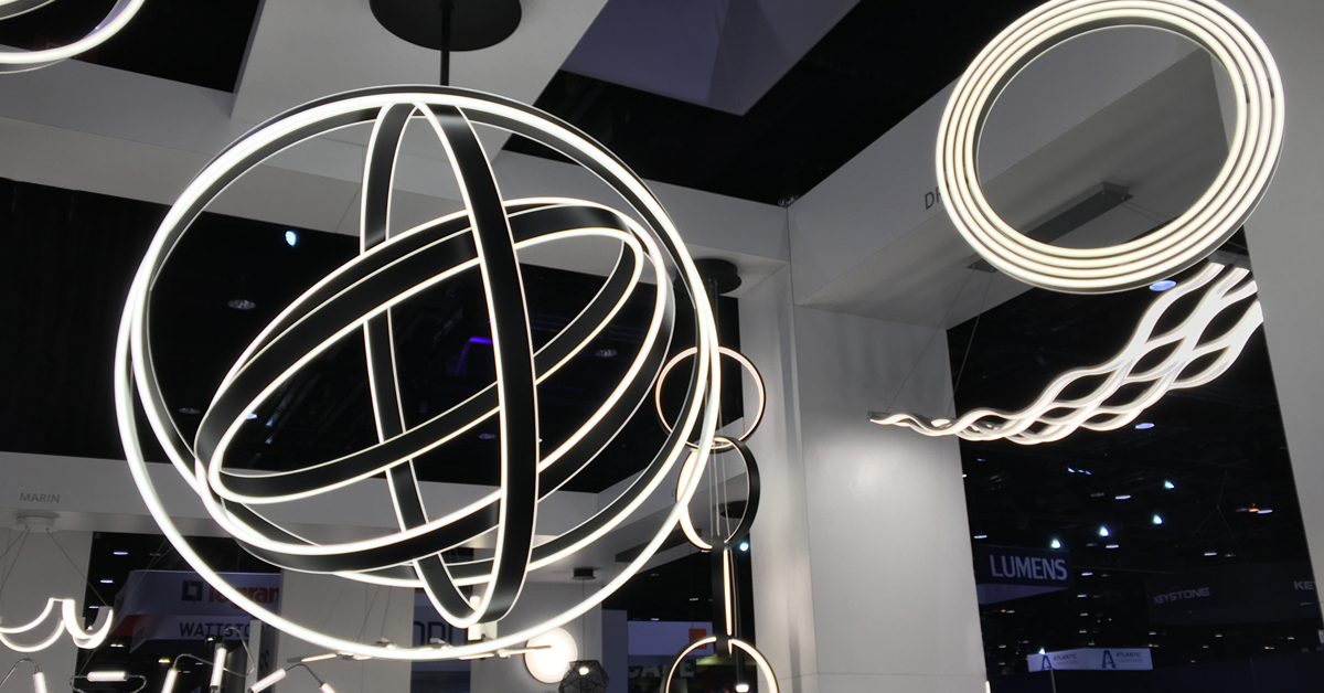 Ghidorzi Stays on the Forefront of Lighting at LIGHTFAIR International Conference