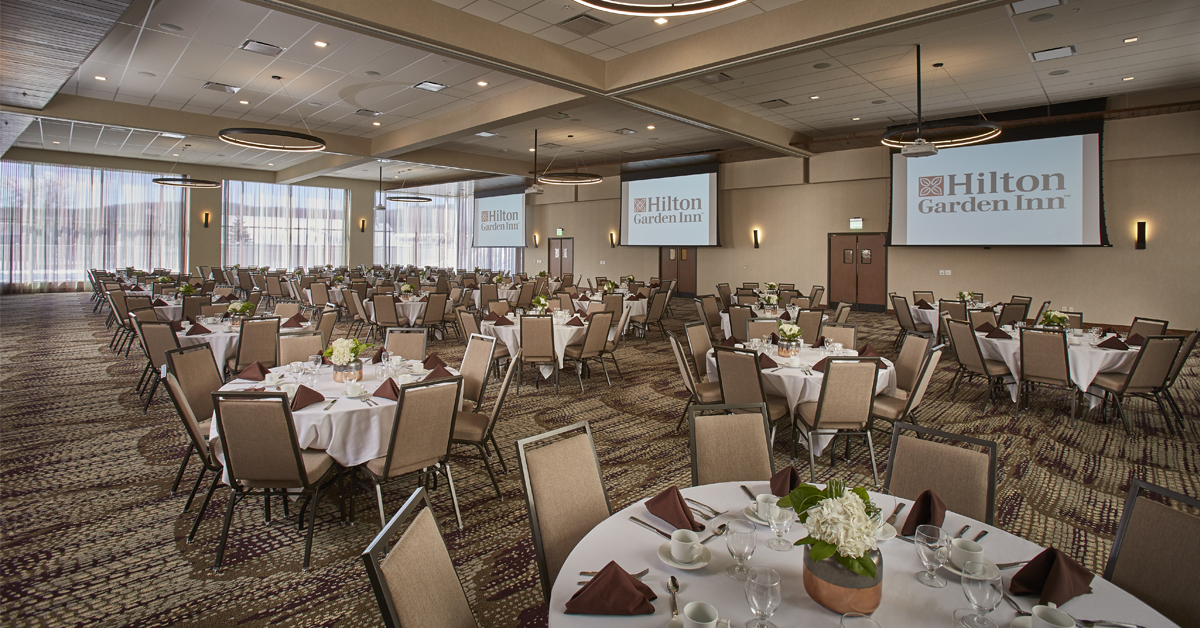 Hilton Garden Inn Wausau Delivers the Ultimate Conference Center Experience in Central Wisconsin