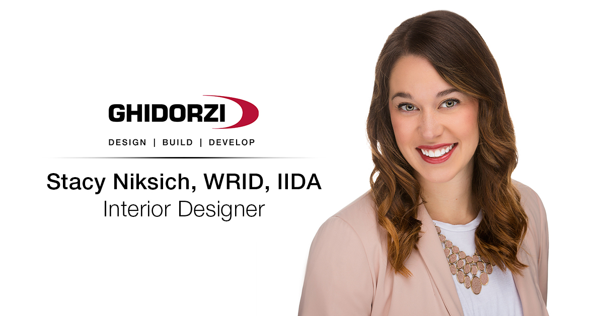 Ghidorzi Welcomes Stacy Niksich as Interior Designer