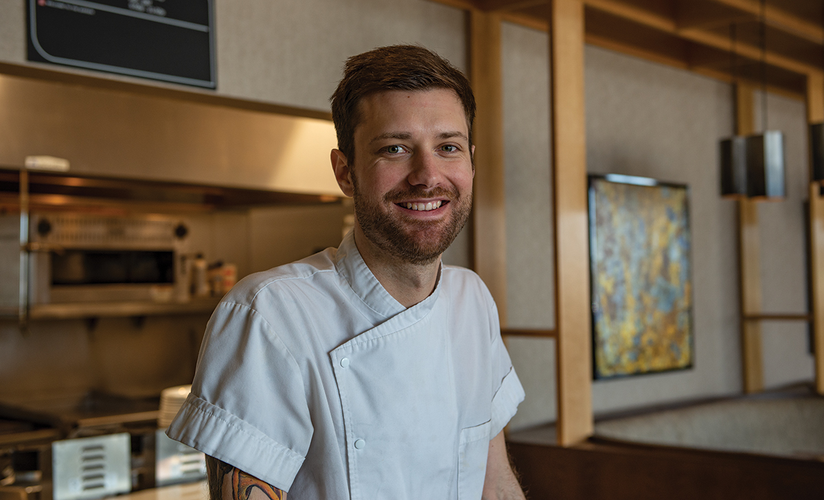 Hilton Garden Inn Wausau Welcomes Mitch Below as Executive Chef