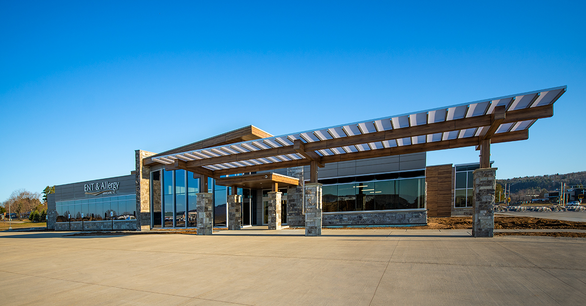 New ENT & Allergy Associates Clinic Complements Wausau Landscape and Caters to Patient Experience