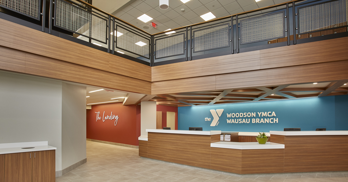 Doors Open to the Woodson YMCA Expansion Including Field House, Program Gym, The Landing 55+ Activity Center and Wellness Center Renovation