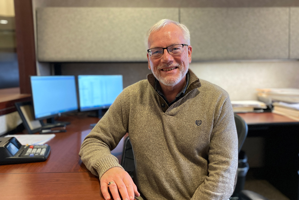 Gary Jarosz, CPA, Retires from Ghidorzi After 18 Exemplary Years as CFO