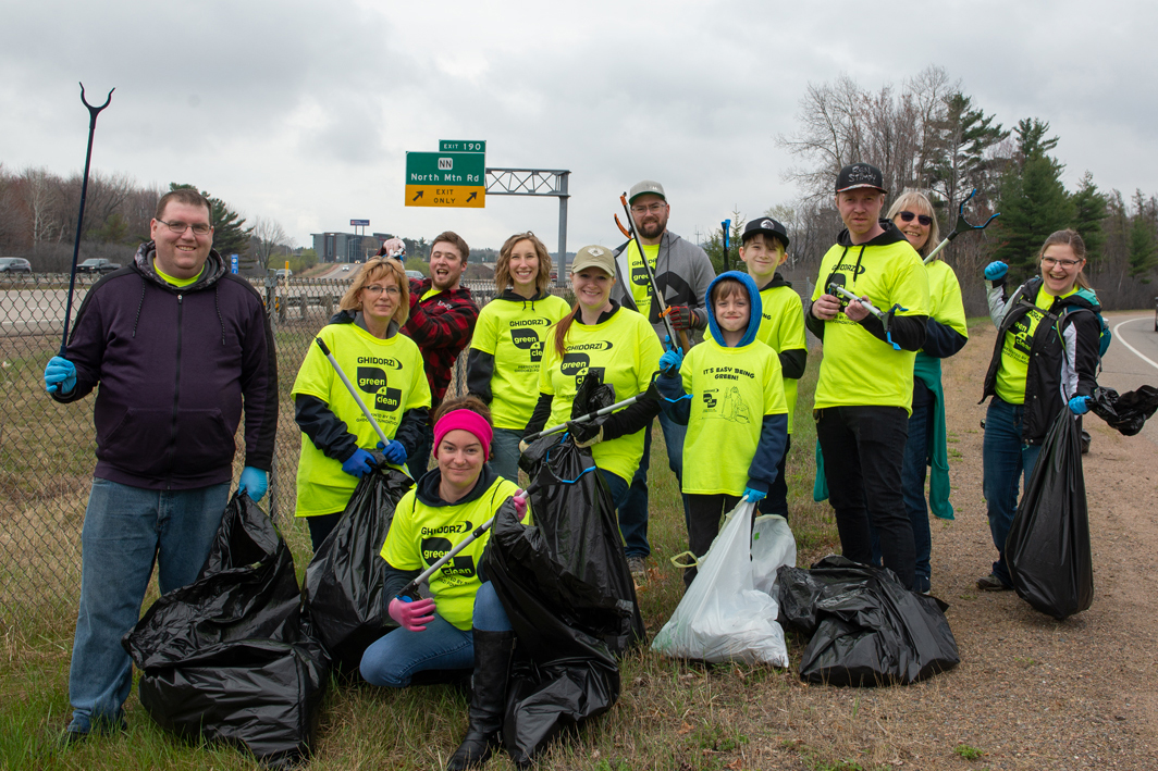 Re-Tooled Ghidorzi Green and Clean 2021 Nets 3.81 Tons of Trash Thanks to Dedicated Community of Volunteers